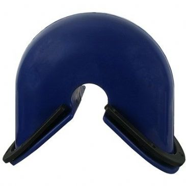 TRANSOM CORNER FENDER LARGE (230MM) BLUE EACH